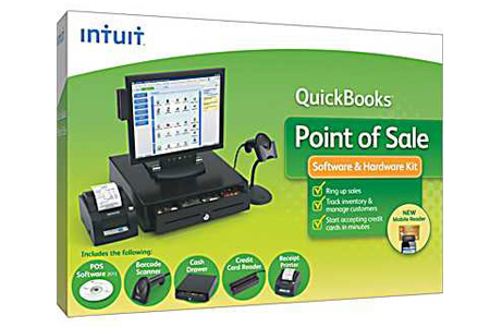 Richland County Quickbooks POS