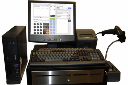 Blackstock POS Hardware